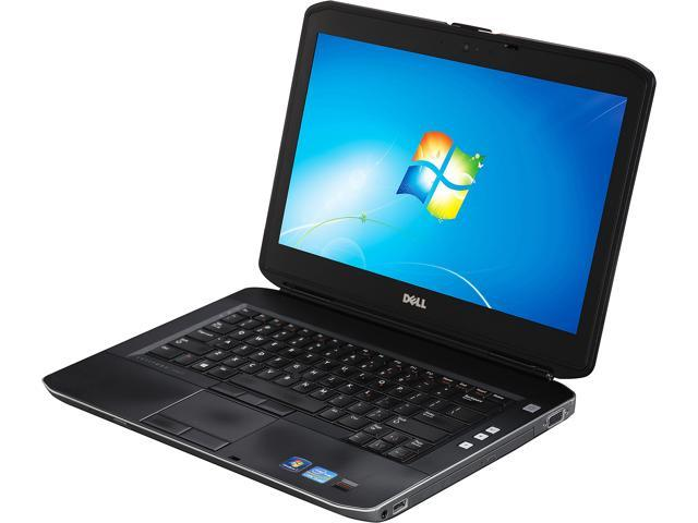 DELL Laptop Latitude E5430 Intel Core i5 3rd Gen 3210M (2.50 GHz) 4 GB Memory 250 GB HDD Intel HD Graphics 4000 14.0