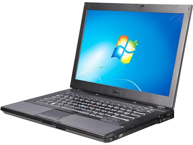 DELL Laptop Latitude E6410 Intel Core i5 2nd Gen 2520M (2.50 GHz) 8 GB Memory 240 GB SSD Intel HD Graphics 3000 14.0
