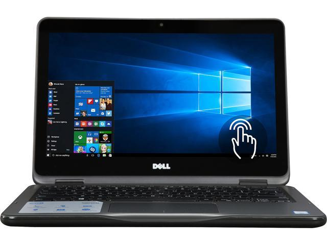 DELL Inspiron 11 3000 i3169-0013GRY Intel Core M3 6Y30 (0.90 GHz) 4 GB Memory 500 GB HDD 11.6