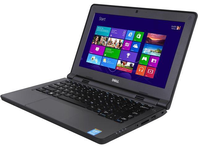 DELL Laptop Latitude CNF:3985-33 Intel Pentium N3540 (2.16 GHz) 4 GB Memory 128 GB SSD Intel HD Graphics 11.6