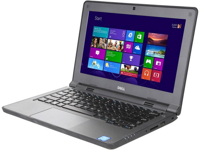 DELL Laptop Latitude CNF:3985-5 Intel Pentium N3540 (2.16 GHz) 4 GB Memory 500 GB HDD Intel HD Graphics 11.6