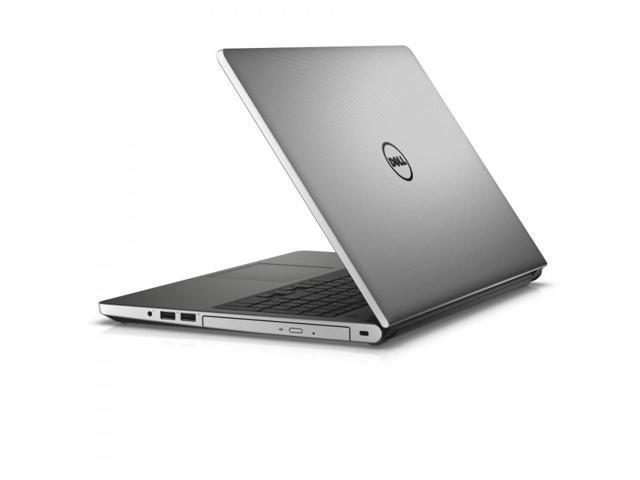 Dell Inspiron 15-5559 Intel Core i5-6200U X2 2.3GHz 8GB 128GB SSD,Silver(Certified Refurbished)