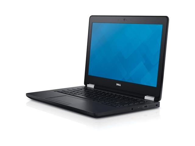 Dell Latitude E5270 Intel Core i5-6300U X2 2.4GHz 8GB 500GB 12.5