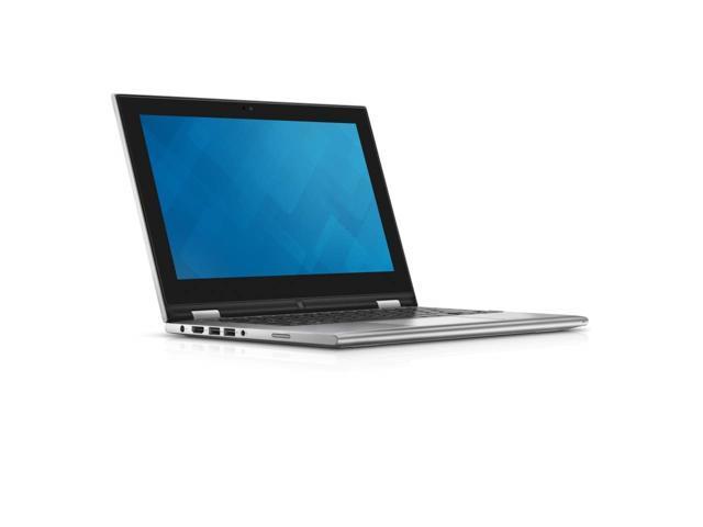 Dell Inspiron 11-3153 Intel Core i3-6100U X2 2.3GHz 8GB 128GB SSD,Silver(Certified Refurbished)