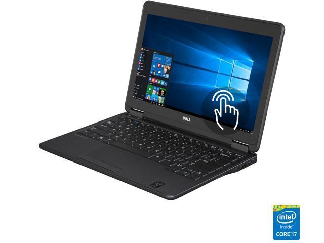 DELL Latitude E7240 A Grade Dell Recertified Ultrabook Intel Core i7 4600U (2.10 GHz) 128 GB SSD Intel HD Graphics 4400 Shared memory 12.5