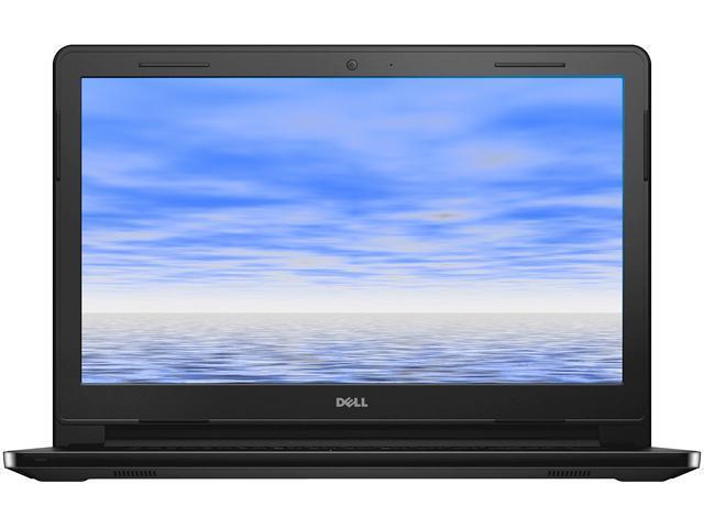 DELL Laptop Inspiron 14 i3452-5600BLK Intel Celeron N3050 (1.60 GHz) 2 GB Memory 32 GB SSD Intel HD Graphics 14.0