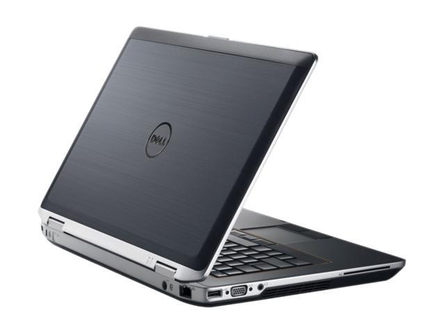 DELL Laptop Latitude E6420 Intel Core i7 2640M (2.80 GHz) 4 GB Memory 128 GB SSD NVIDIA NVS 4200M 14.0