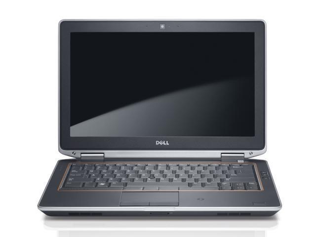 DELL Laptop Latitude E6320 Intel Core i5 2540M (2.60 GHz) 4 GB Memory 320 GB HDD Intel HD Graphics 3000 13.3