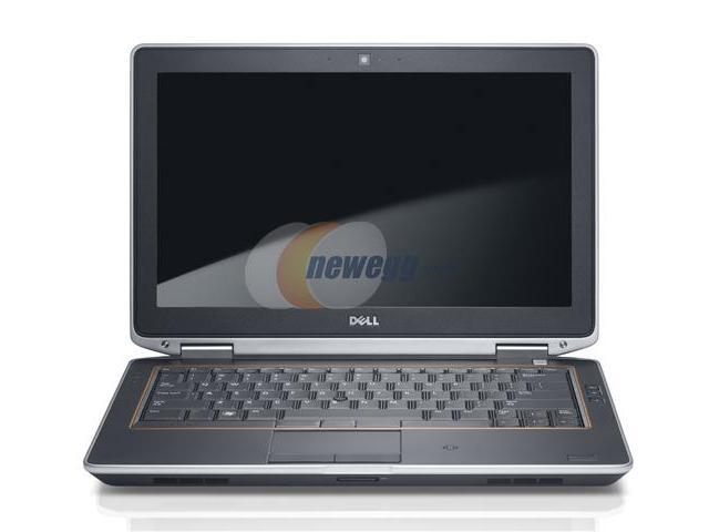 DELL Laptop Latitude E6320 Intel Core i7 2640M (2.80 GHz) 4 GB Memory 320 GB HDD Intel HD Graphics 3000 13.3