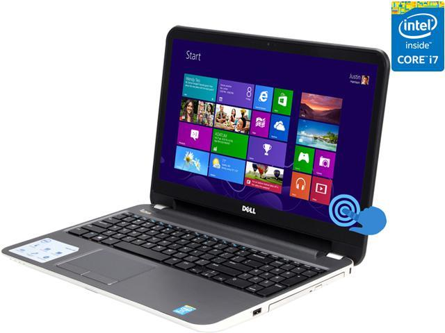 """DELL Inspiron 15R (i15RMT-11219sLV) 15.6"""" Windows 8 Laptop"""