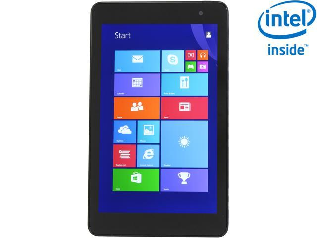 Dell Venue 8 Pro Tablet PC – Intel Atom Z3740D (Quad Core) 2GB RAM 32GB SSD, Windows 8.1