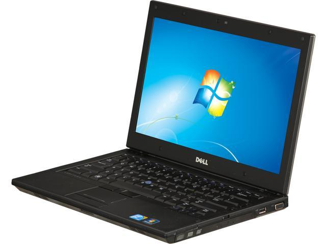 DELL Laptop E4310 Intel Core i5 2.67 GHz 4 GB Memory 250 GB HDD Windows 7 Home Premium