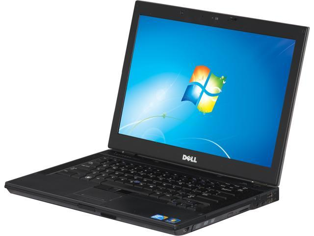 DELL Notebook, 1 Year Warranty Latitude E6410 Intel Core i5 2.40 GHz 4 GB Memory 128 GB SSD Intel HD Graphics 14.1