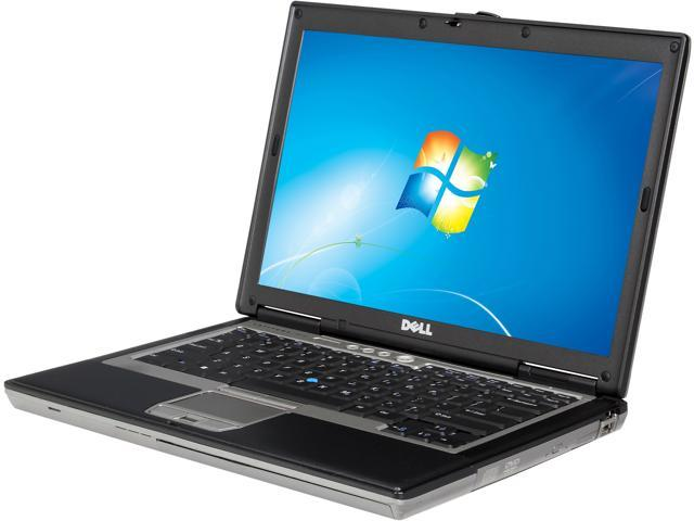 Dell Latitude D620 [Microsoft Authorized Recertified Off Lease] 14.1