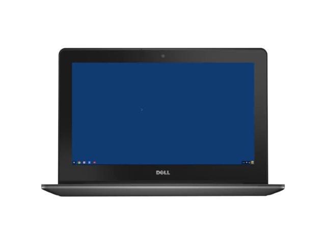 DELL Chromebook 11 (730-8301) Intel Celeron 4GB Memory 16GB SSD 11.6