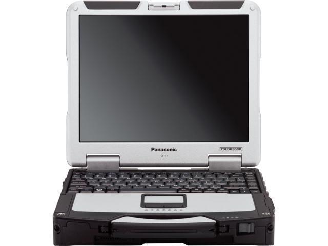 "Panasonic Toughbook 13.1"" Windows 7 Professional Notebook"