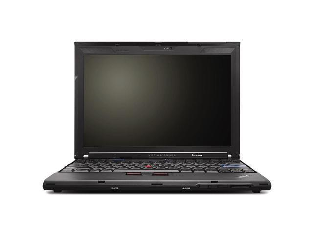 "Lenovo ThinkPad 12.1"" Windows Vista Business Notebook"