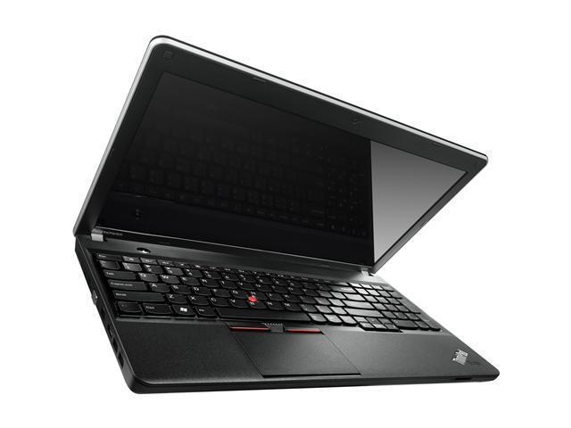 "ThinkPad Edge E530 (627255U) Intel Core i7-3632QM 2.2GHz 15.6"" Windows 7 Professional 64-Bit Notebook"