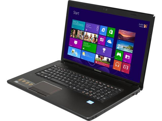 Lenovo Laptop Essential G780 Metal (59359249) Intel Core i5 3230M (2.60 GHz) 6 GB Memory 1 TB HDD Intel HD Graphics 4000 ...