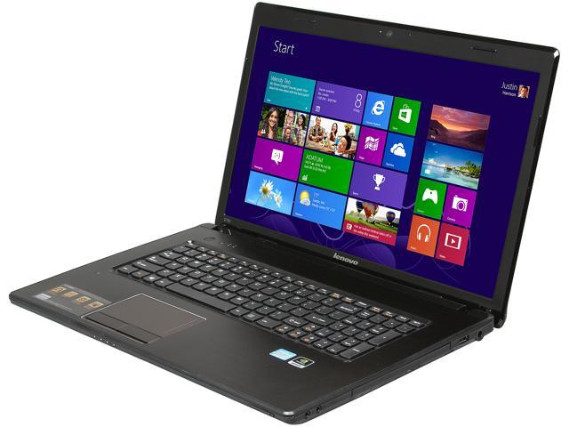 Lenovo Laptop G780 Metal (59363225) Intel Core i5 3230M (2.60 GHz) 6 GB Memory 500 GB HDD NVIDIA GeForce GT 635M 17.3