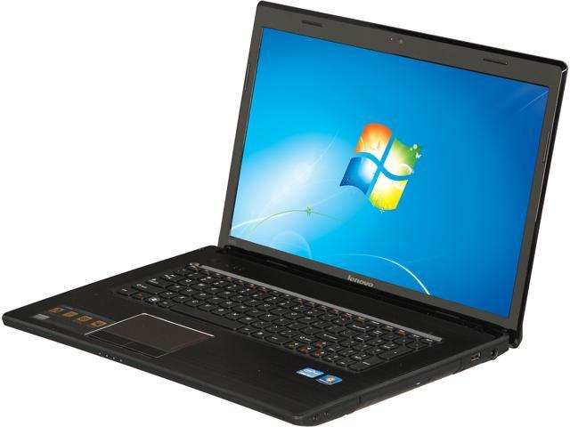 "Lenovo IdeaPad G780 (2182XF7) 17.3"" Windows 7 Home Premium 64-Bit Laptop"