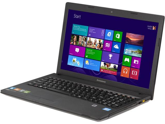 Lenovo Laptop G500 (59373047) Intel Core i3 3120M (2.50 GHz) 4 GB Memory 320 GB HDD Intel HD Graphics 4000 15.6