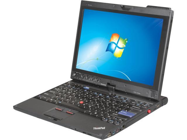 "ThinkPad Laptop X201 Intel Core i7 2.13 GHz 2 GB Memory 160 GB HDD Integrated Graphics 12"" Windows 7 Professional-32 bit"