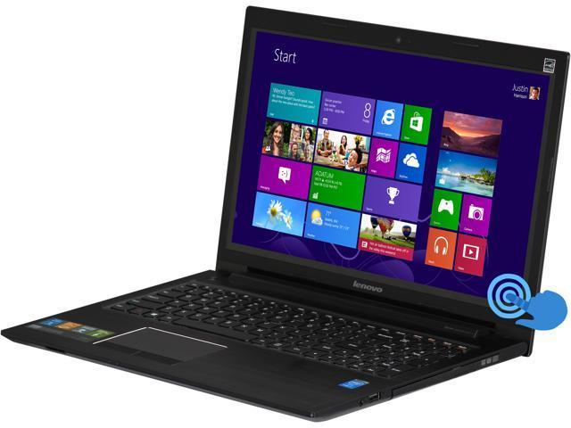 "Lenovo Laptop IdeaPad S510p(59401426) Intel Core i5 4200U (1.60 GHz) 6 GB Memory 1 TB HDD Intel HD Graphics 4400 15.6"" Touchscreen ..."
