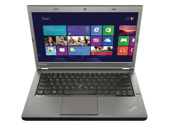 "Lenovo ThinkPad 14.0"" Windows 8 Pro Notebook"