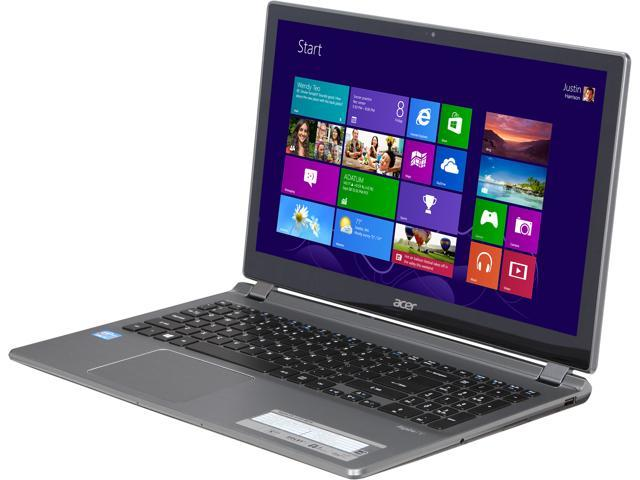 Acer Laptop Aspire V5-572P-6818 Intel Core i5 3337U (1.80 GHz) 6 GB Memory 500 GB HDD Intel HD Graphics 4000 15.6