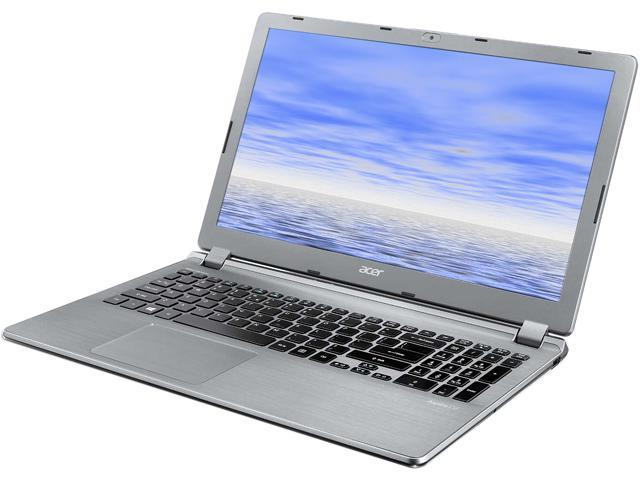 Acer Laptop V5-552G-X412 AMD A10-Series A10-5757M (2.50 GHz) 8 GB Memory 500 GB HDD AMD Radeon HD 8750M 15.6
