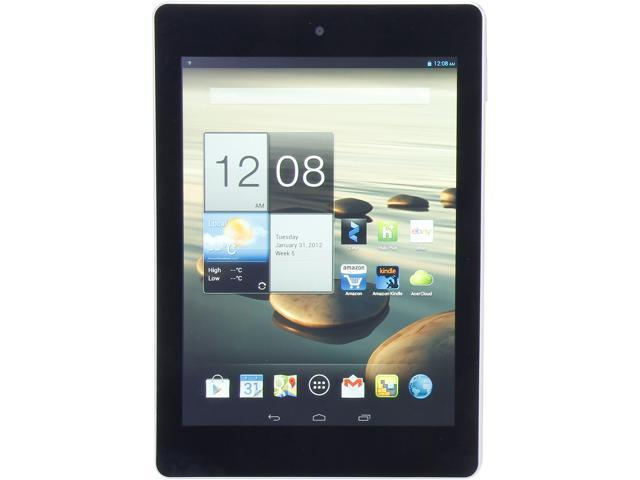 "Acer A1-810-L416 16 GB 7.9"" Tablet"