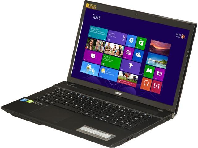Acer Aspire V3-772G-9829 Gaming Laptop Intel Core i7 4702MQ (2.20 GHz) 8 GB Memory 1 TB HDD NVIDIA GeForce GT 750M 4 GB 17.3