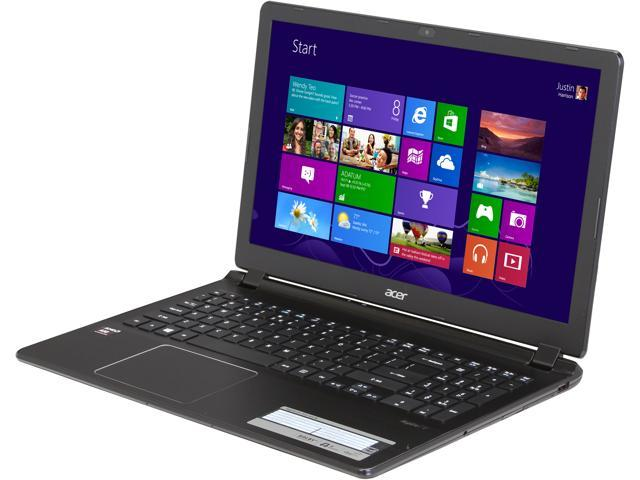 Acer Laptop V5-552-X418 AMD A10-Series A10-5757M (2.50 GHz) 6 GB Memory 500 GB HDD AMD Radeon HD 8650G 15.6