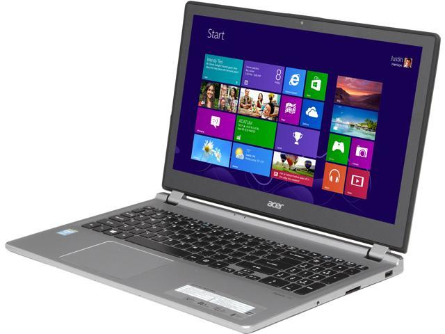 Acer Laptop Aspire M M5-583P-6428 Intel Core i5 4200U (1.60 GHz) 8 GB Memory 500 GB HDD Intel HD Graphics 4400 15.6