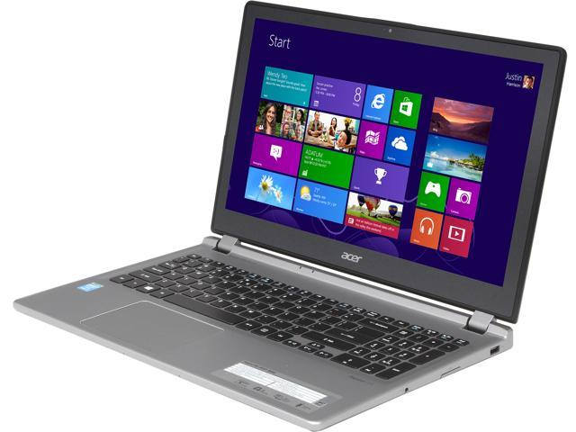"Acer M5-583P-9688 15.6"" Windows 8 Laptop"