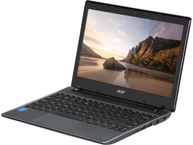 """Acer C710-2457 Chromebook 11.6"""" Chrome OS"""