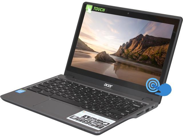 "Acer C720P-2666 Chromebook 11.6"" Chrome OS"