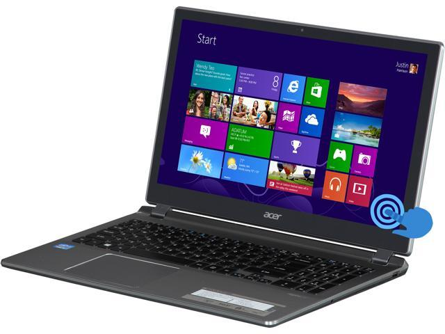 Acer Laptop V5-572P-6858 Intel Core i5 3rd Gen 3317U (1.70 GHz) 4 GB Memory 500 GB HDD Intel HD Graphics 4000 15.6