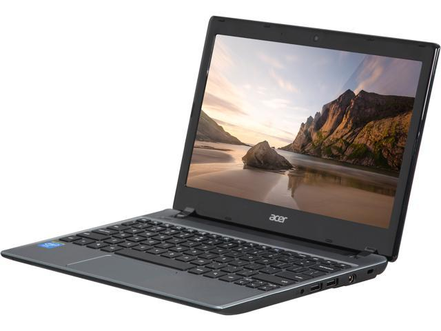 "Acer C710-2856 Chromebook 11.6"" Chrome OS - Certified Refurbished"