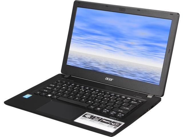 "Acer Laptop V3-331-P0QW Intel Pentium 3556U (1.70 GHz) 4 GB Memory 500 GB HDD Intel HD Graphics 4400 13.3"" Windows 8.1 64-Bit"