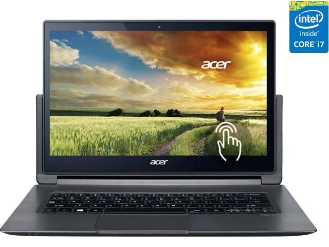 Acer Aspire R7-371T-78XG 2-in-1 Laptop Intel Core i7 4th Gen 4510U (2.00 GHz) 256 GB SSD Intel HD Graphics 4400 Shared memory 13.3
