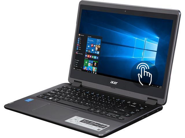 Acer Laptop Aspire R 14 R3-471T-55F0 Intel Core i5 5200U (2.20 GHz) 6 GB Memory 1 TB HDD Intel HD Graphics 5500 14.0