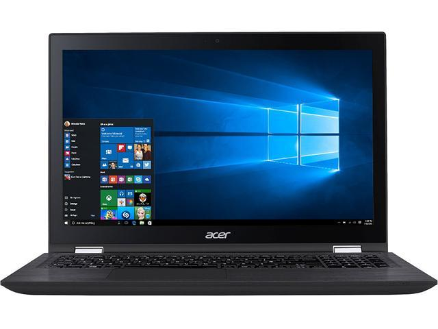Acer Laptop SP315-51-79NT Intel Core i7 6th Gen 6500U (2.50 GHz) 12 GB DDR4 Memory 1 TB HDD Intel HD Graphics 520 15.6