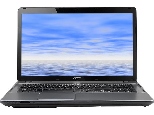 Acer Laptop Aspire E1-731-4656 Intel Pentium 2020M (2.40 GHz) 4 GB Memory 500 GB HDD Intel HD Graphics 17.3