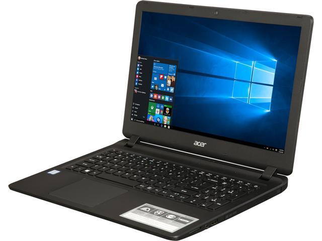 Acer Laptop Aspire ES1-572-321G Intel Core i3 7th Gen 7100U (2.40 GHz) 4 GB Memory 1 TB HDD Intel HD Graphics 620 15.6