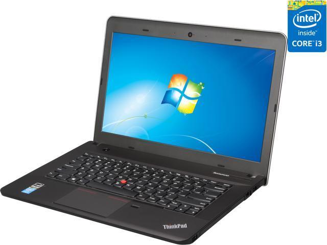 ThinkPad Laptop Edge E440 (20C50052US) Intel Core i3 4000M (2.4 GHz) 4 GB Memory 500 GB HDD Intel HD Graphics 4600 14.0