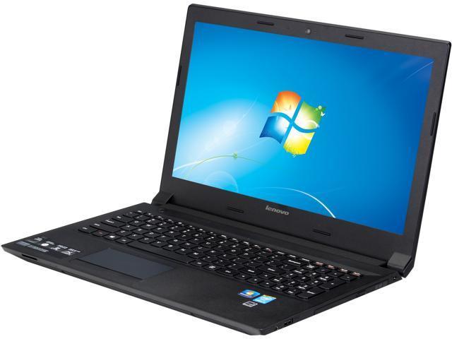 Lenovo Laptop B50-70 (59423000) Intel Core i3 4030U (1.90 GHz) 4 GB Memory 500 GB HDD Intel HD Graphics 4400 15.6