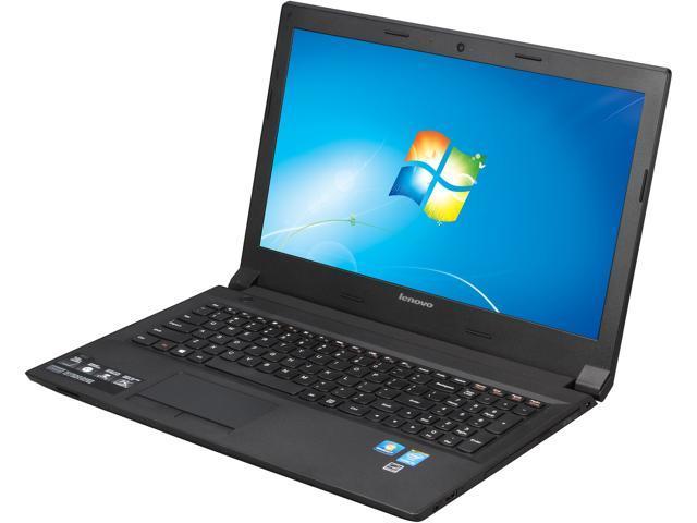 "Lenovo Laptop B50-70 (59422998) Intel Core i5 4210U (1.70 GHz) 6 GB Memory 500 GB HDD Intel HD Graphics 4400 15.6"" Windows ..."