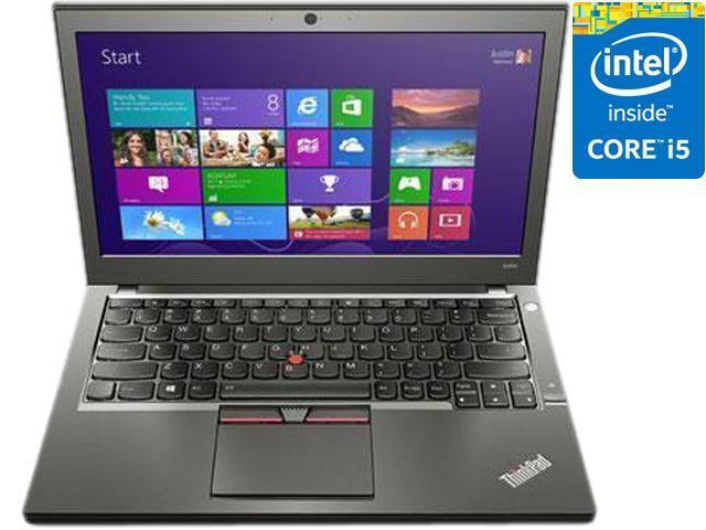 ThinkPad Laptop X Series X250 (20CM0046US) Intel Core i5 5300U (2.30 GHz) 8 GB Memory 180 GB SSD Intel HD Graphics 5500 12.5